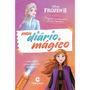 Diário Menina Frozen Com Caneta Mágica Culturama