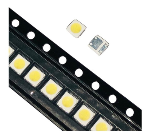 Led Smd 3030 (6v 1.8w) C/ Abas - Tv Semp Philco - 350pcs