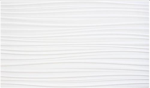 Ceramica Cortines 35x60 Boreal Blanco 1era Pared Textura