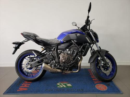 Mt07 Abs 2021 Yamaha 0km Azul