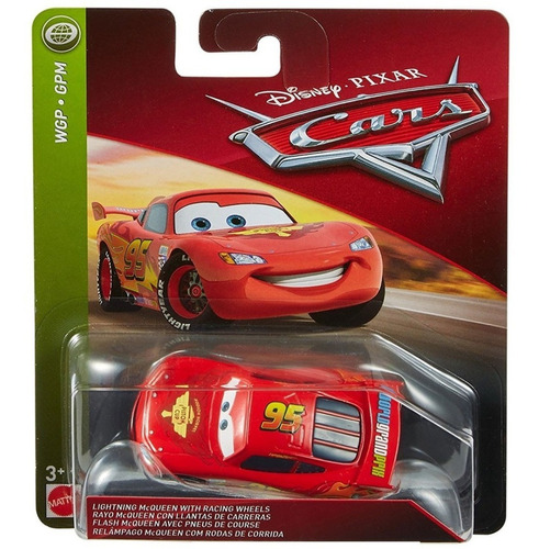 Auto Metal Disney Pixar Cars Mcqueen - Mattel E.full