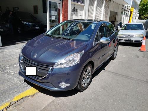 Peugeot 208 Feline 1.6n Pack Cuir (115cv) 5 Puertas