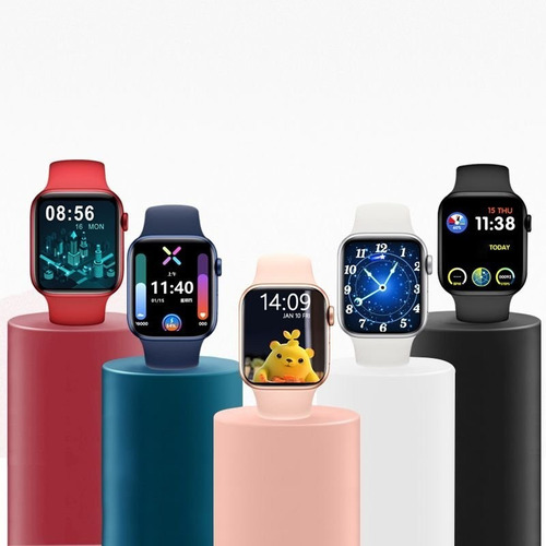 Hw22 Pro Relógio Smartwatch Lançamento 2022 Faz Chamadas Cel