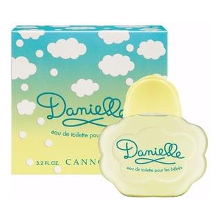 Perfume Para Bebes Danielle Fragancias Cannon 90 Ml