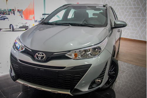 Toyota Yaris 1.5 X-way Connect Cvt (flex)
