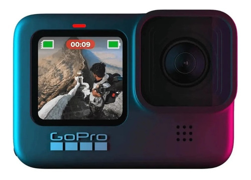 Camera Digital Gopro Hero 9 Black 5k Prova D'agua nf