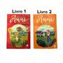 Kit 2 Livros Anne With An E Serie Netflix Green Gables 1 E 2