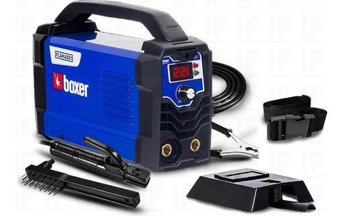 Máquina De Solda Inversora  Eletrodo Flama 221 Boxer  220v