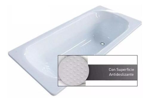 Bañera Chapa Acero Enlozada 170x70 Reforzada Antideslizante