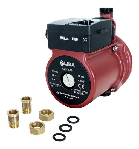 Bomba Pressurizadora Agua 120w 2100 L/h 11mca 60hz Casa Liba