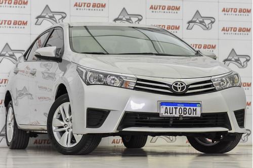Toyota Corolla Gli Upper 1.8 Flex 16v Automático. Apenas...