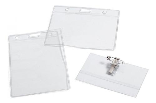 Fundas Plásticas Porta Carnet Transparente Consulte Precio