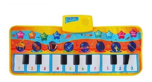 Tapete Musical Infantil