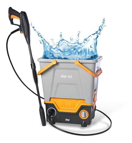 Lavadora De Alta Pressão Água Reúso Wap Eco Smart 2200 220v