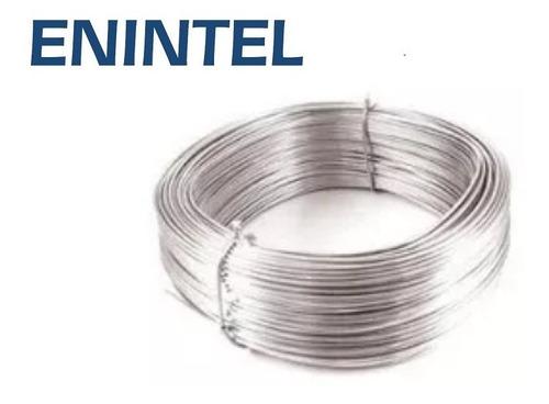 Enintel- Alambre Aluminizado Cerco Eléctrico Rollo 300m