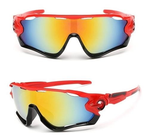 Óculos De Sol Bike Ciclismo Esportivo Mtb Speed Proteção Uv