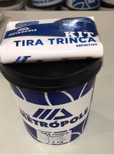 Kit Tira Trinca Sela Trinca Massa+tela Metrópole