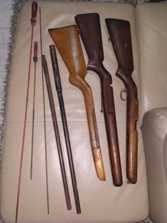 Repuestos Rifles .22