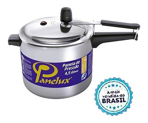 Panela De Pressão 4,5litros Panelux A Mais Vendida Do Brasil