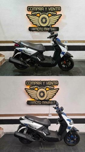 Yamaha Bws Fi 125 Mod 2018 Al Dia Traspaso Incluido