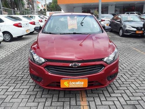 Chevrolet Onix 1.0 Mpfi Joy 8v Flex 4p Manual