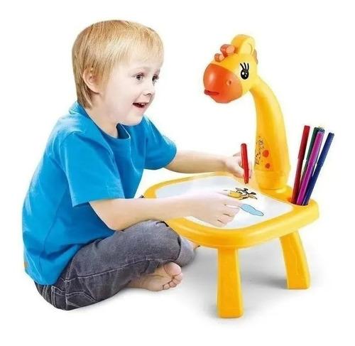 Mesa De Desenhos Interativos Infantil - Frete Grátis P/ Br