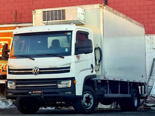 Volkswagen 11180 Prime Motor Cummins Baú Refrigerado 2019