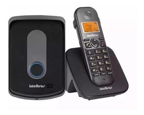 Porteiro Eletrônico Sem Fio Intelbras Tis 5010 Interfone