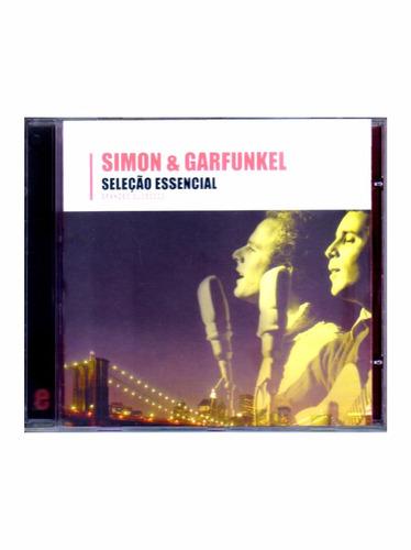 Simon E Garfunkel Seleção Essencial Sucessos Cd Novo Lacrado Original