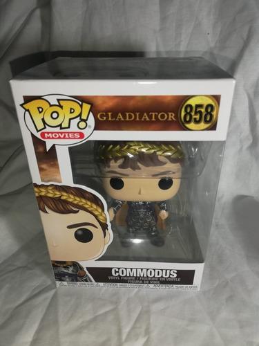 Funko Pop Gladiador 858 Commodus  Joaquin Phoenix