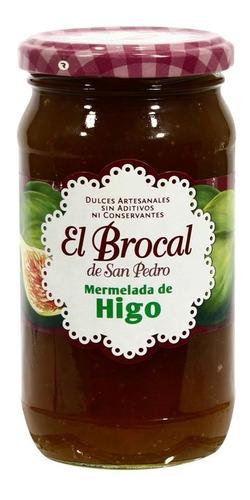 El Brocal Mermelada Higo 420g