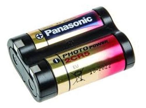 Pila Bateria 2cr5 6v  Panasonic Camara Digital Fotografia