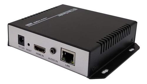 Codificador De Video Hdmi Iseevy H264 Para Iptv, En Vivo, Y