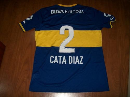 Boca Juniors Jogo Cata Diaz#2 Tamanho Xl