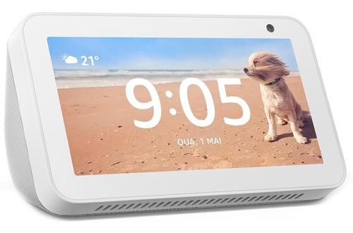 Alexa Echo Show 5 Tela 5.5'' Wifi Automação Casa Inteligente