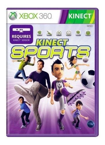 Kinect Sports  Microsoft Xbox 360  Físico