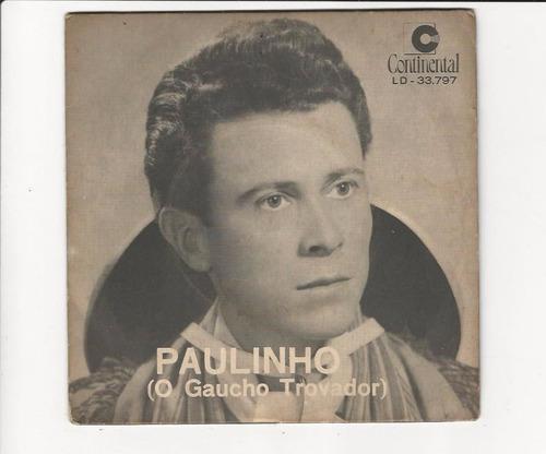 Paulinho - Corre Pedro - Compacto - Ep 92 Original