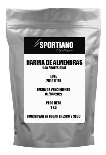 Harina De Almendras Borges Sin Piel Española X Kg