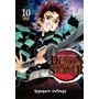 Demon Slayer Kimetsu No Yaiba 10