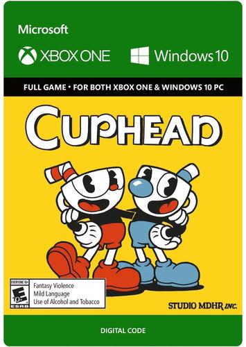 Cuphead - Xbox One - Key Codigo Digital
