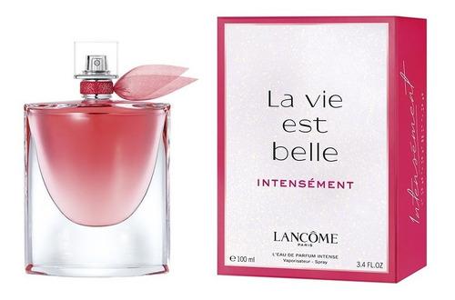 Perfume La Vida Es Bella Intensement 100ml, Lancome