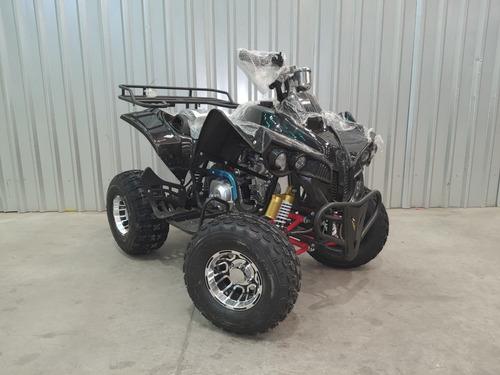 Cuatrimoto 125cc Aro 8 Llantas De Aluminio