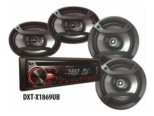 Auto Stereo Pioneer Cxt-x1869ub Cd Y Usb