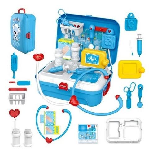 Kit De Herramientas De Doctor Para Niños