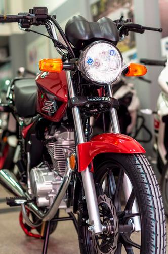 Motomel S2 150 Cg Full  Aleación 2021 0km Efectivo Oficial
