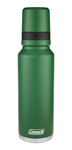 Termo Coleman Matero De Acero Inoxidable 1.2l Verde