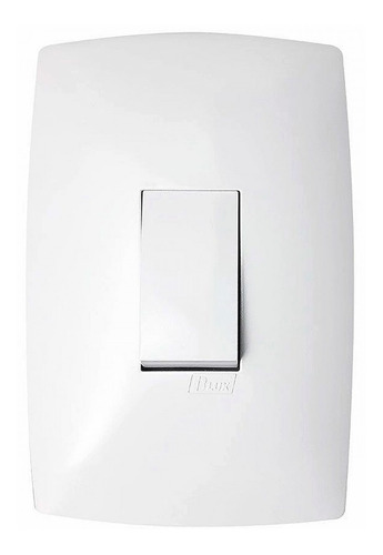 Conjunto Interruptor Paralelo Vertical Home Blux