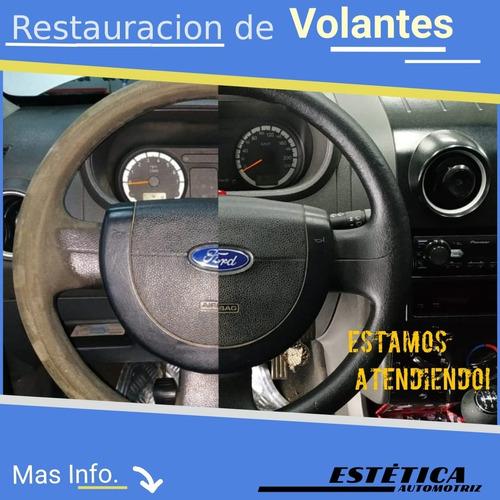 Kit Restaurador De Volantes Único De 100 Ml. Partner, Kangoo