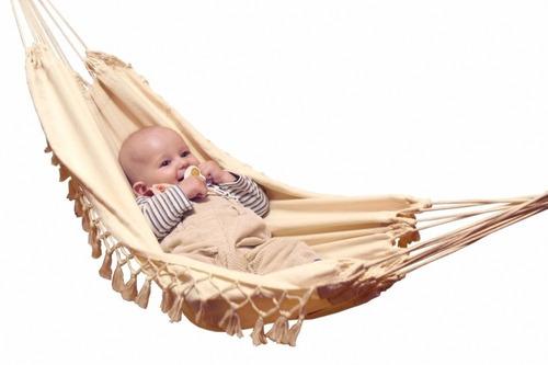 Mini Rede Baby Bebê Para Berço 100% Algodão Frete Grátis