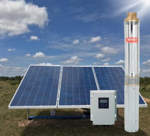 Bomba D'água Solar 3tsm Ce/13 Estágios 750w